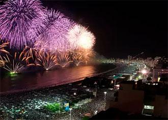 Reveillon Copacabana RJ